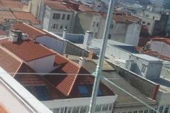 Sistemas anti-aves. Alturas Castro. A Coruña